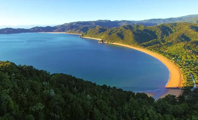 Golden Bay, Tasman