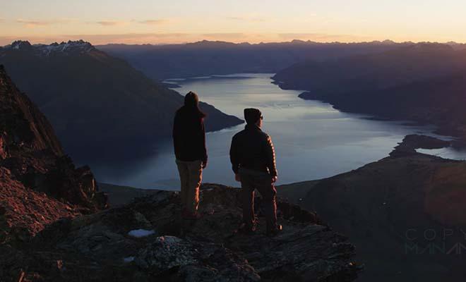 Otago, lac wakatipu