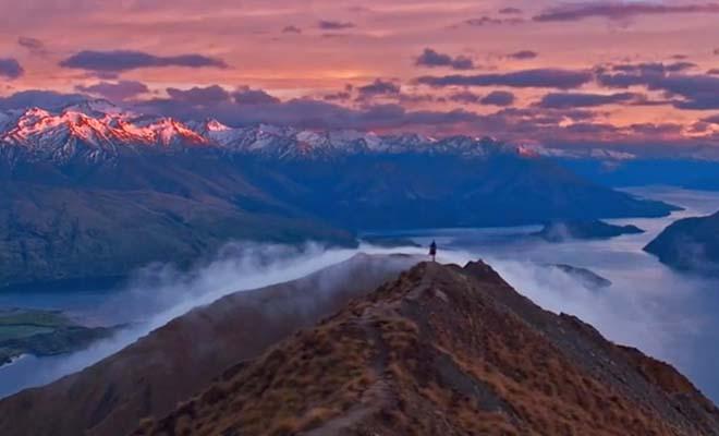 Roy peak, Wanaka