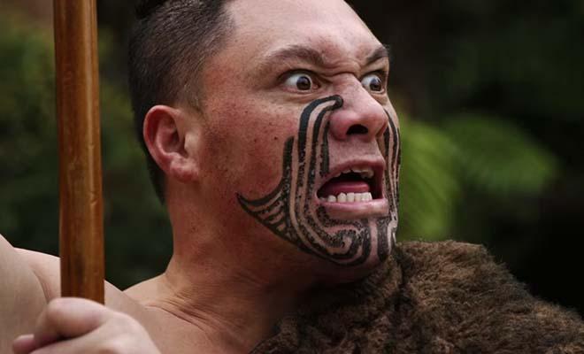 Rotorua, spectacle maori, Tamaki village