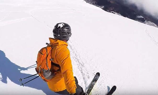 Ski au Mount Ruapehu, Tongariro