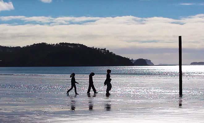 Auckland, plages Piha, Muriwai ...