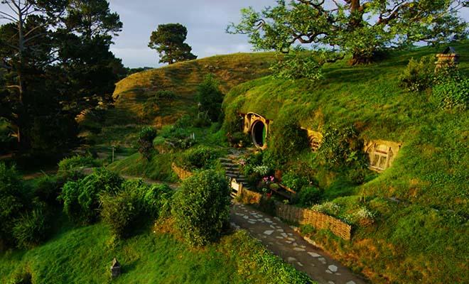Village de Hobbiton, Matamata