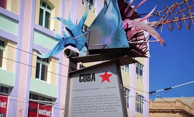 Cuba street, rue de Wellington