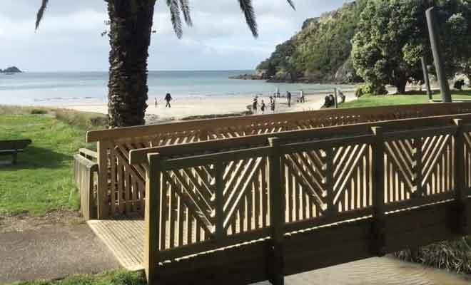 Little Oneroa Beach