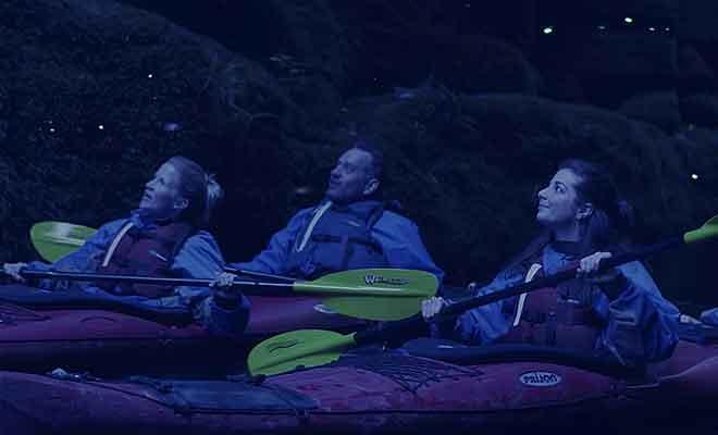 Waimarino Kayak Tour